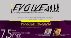 HR Award and induction ceremony