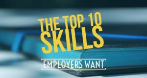 10 skills employers want