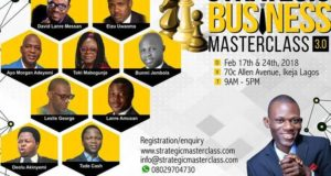 STRATEGIC BUSINESS MASTERCLASS 3.0