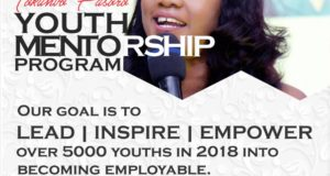 Tokunbo Fasoro Youth Mentorship Program
