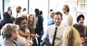 Networking and building relationships