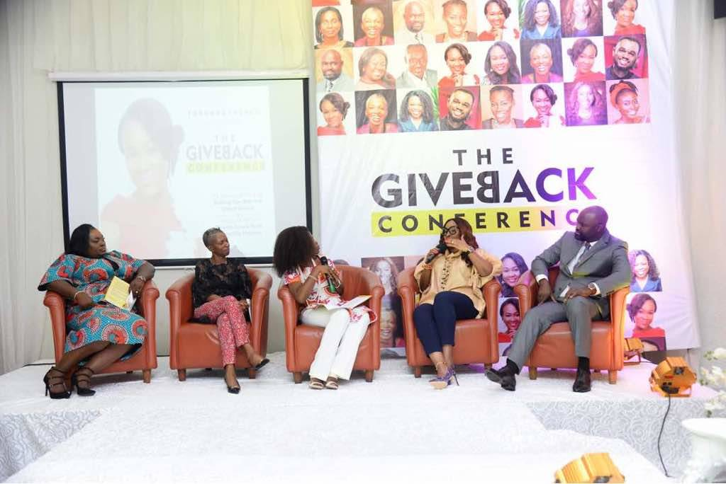 The Give Back Conference Panelist